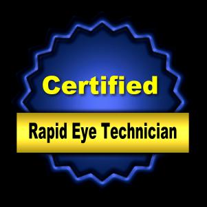 Certified Rapid Eye Technician