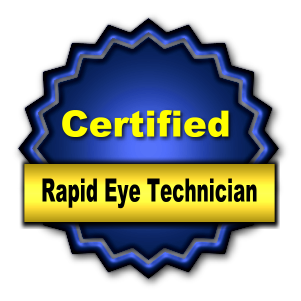 Certified Rapid Eye Technician