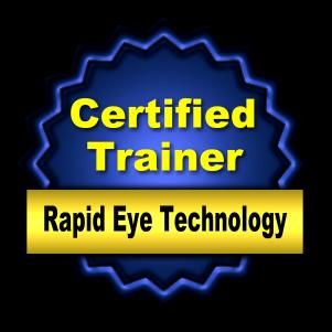 Certified Rapid Eye Technology Trainer